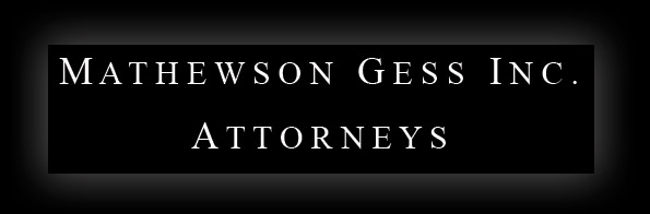 Mathewson Gess Attorneys