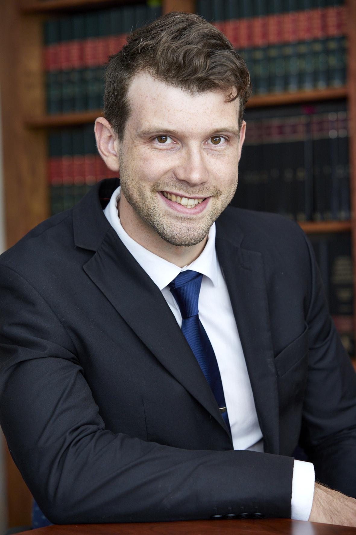 Picture of Benjamin Prinsloo